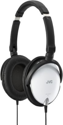 JVC Has600/ - Headphones (Ear-Cup ) - Active Noise Canceling Headphones(Black)