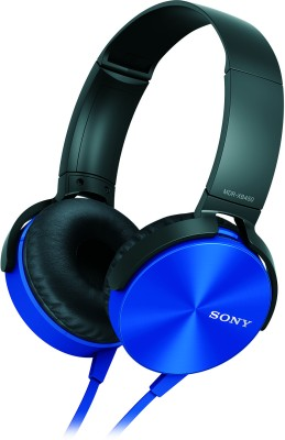 Sony MDR-XB450 On-the-ear Headphone