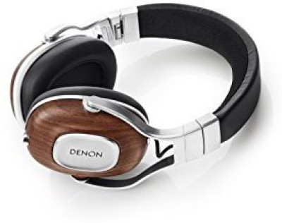 Denon Ah-Mm400 Music Maniac Over-Ear Headphones Headphones(Black)