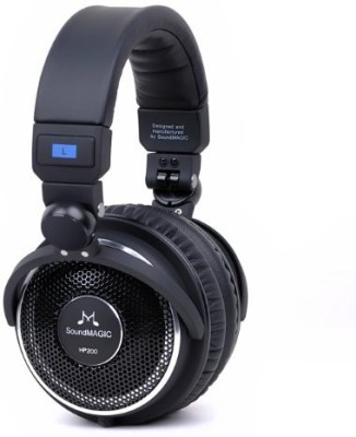 Soundmagic Hp200 Premium Over-The-Ear Folding Headphones () Headphones