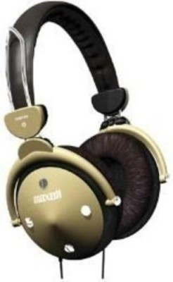 Maxell Headphones, Hp-550F, Digital Full Ear, Foldable Wired Headphones