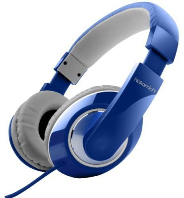 Wow Technologies (Singapore) Nakamichi Over The Ear Headphones Nk780M Blue Metallic Edition Headphones