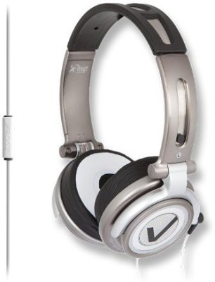 Ifrogz Ep-Vx-Mic-Gmt Vertex Headphones With Microphone - Retail Packaging - Iron Headphones