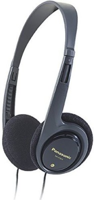 Panasonic Rp-Ht010-H Headphones Comfort Fit Rpht010 /Genuine Headphones(Black)