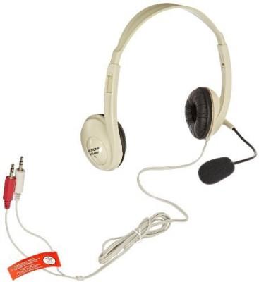 Califone 3064Va Multimedia Headphones With Microphone - 3.5 Mm Plug Headphones