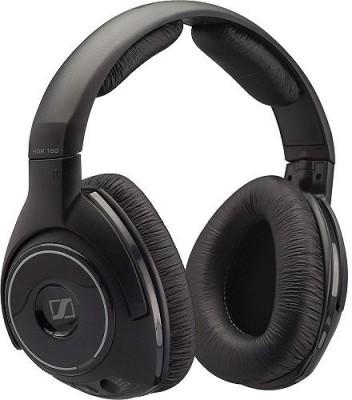 Sennheiser Hdr 160 Headphone Headphones(Black)