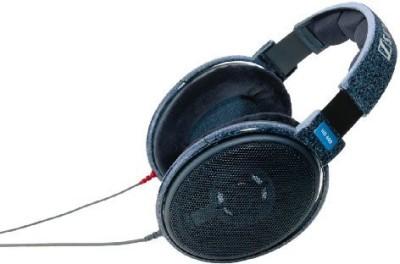 Sennheiser Hd 600 Open Back Professional Headphone Headphones(Black)