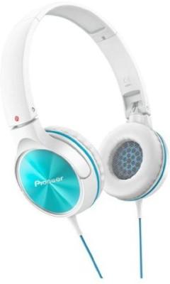Pioneer Headphones Se-Mj522-G (Japan Import) Headphones(White)