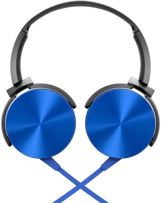SharnamEmall XB450ap wired Headphone Wired Headphones