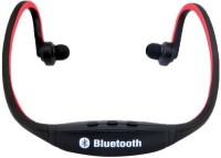 3Keys Bluetooth Headset with FM and Call-in Mode Wireless bluetooth Headphones(Green, Blue, Red, Black, In the Ear)
