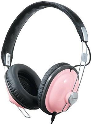 Panasonic Old School Style Monitor Headphones Rp-Htx7E-P Headphones