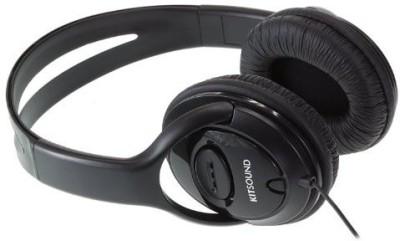 Kitsound Ks3 Acoustically Comfortable Stereo Over Ear Headphones Headphones