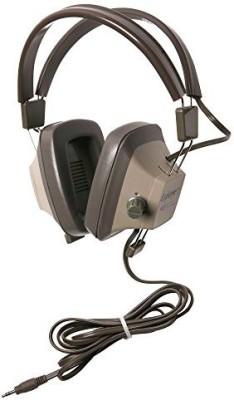 Ergoguys Califone Headset W/ 3.5Mm Plug, Replaceable Cord Via - Stereo - Light Gray, Beige - Mini-Phone - Wi Headphones