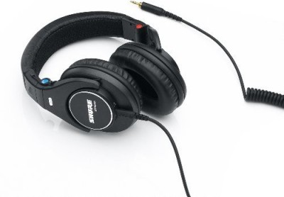 Shure Srh840 Professional Monitoring Headphones () Headphones