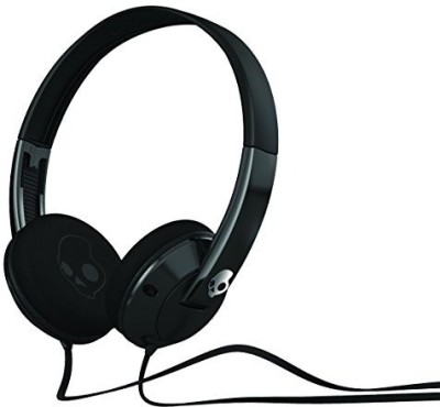 Skullcandy Uprock 3.5Mm Stereo Headset For Phones - Retail Packaging Headphones