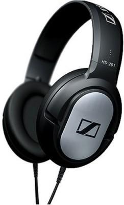 Sennheiser Hd201 Headphones (Discontinued By Manufacturer) Headphones(Black)