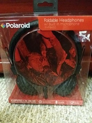 Polaroid Foldable Headphones Headphones