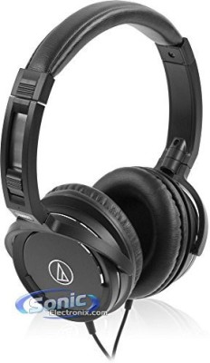 Audio Technica Audio Technica Ath-Ws55I Portable Headphones With Microphone For Ipod/Iphone/Ipad (Japan Import) Headphones