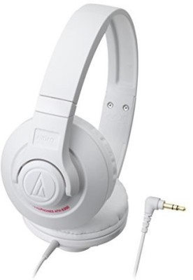 Audio Technica Street Monitoring Portable Headphone Ath-S300 Wh () Headphones