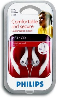 Philips Shs3201 Earphone - Stereo - - Mini-Phone - Wi - 16 Ohm - 20 Hz 20 Khz Wired Headphones