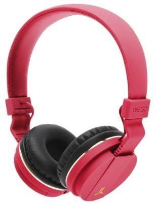 Wesc 7192455 Cymbal Headphones With Mic And Volume Control, Hibiscus Headphones