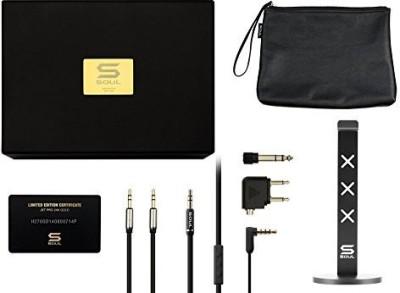 Soul Electronics Sj27Gd Soul Jet Pro 24K Hi Definition Noise Cancelling Headphones Headphones