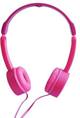 Maxrock Foldable Over-Head Headphones With Adjustable Headbands 3.5Mm Universial Jack () Headphones
