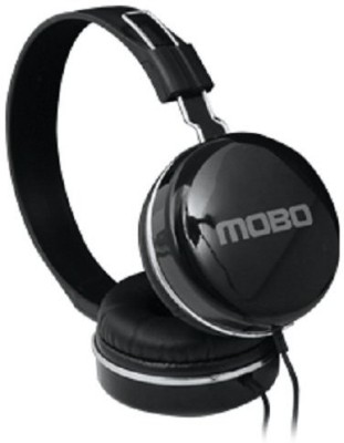 Mobo Heph03B Stereo Head Phones Headphones