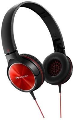 Pioneer Fully Enclosed Dynamic Headphones Se-Mj522-R () Headphones(Black)