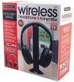 Sentry Hw701 Headphones (Discontinued By...