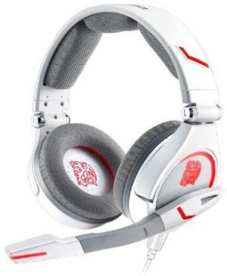 Thermaltake Tt Esports Cronos Gaming Headset Ht-Cro008Ecwh Headphones(White)