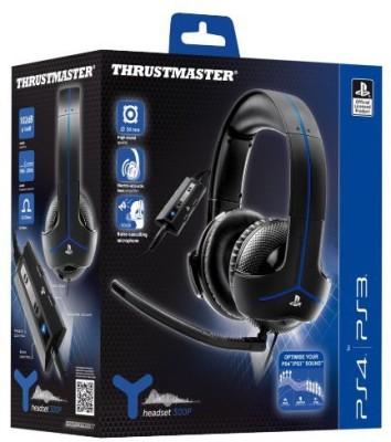 Thrustmaster Y-300P Headset (Ps4/Ps3) Headphones