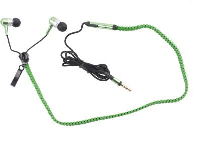 Hexadisk Zipperst-004 Zipper Headphone Wired Headphones