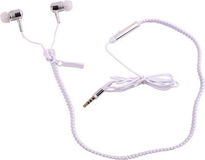 Hexadisk Zipperst-005 Zipper Headphone Wired Headphones