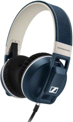 Sennheiser Urbanite XL Wired Headset With Mic(Denim)