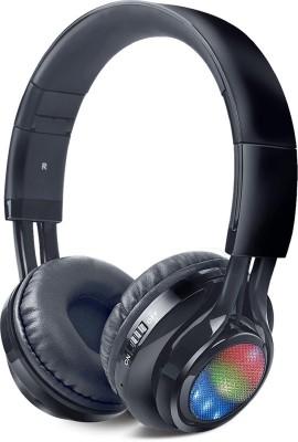 iBall GlintBT-06 Wireless Bluetooth Headset With Mic(Black)