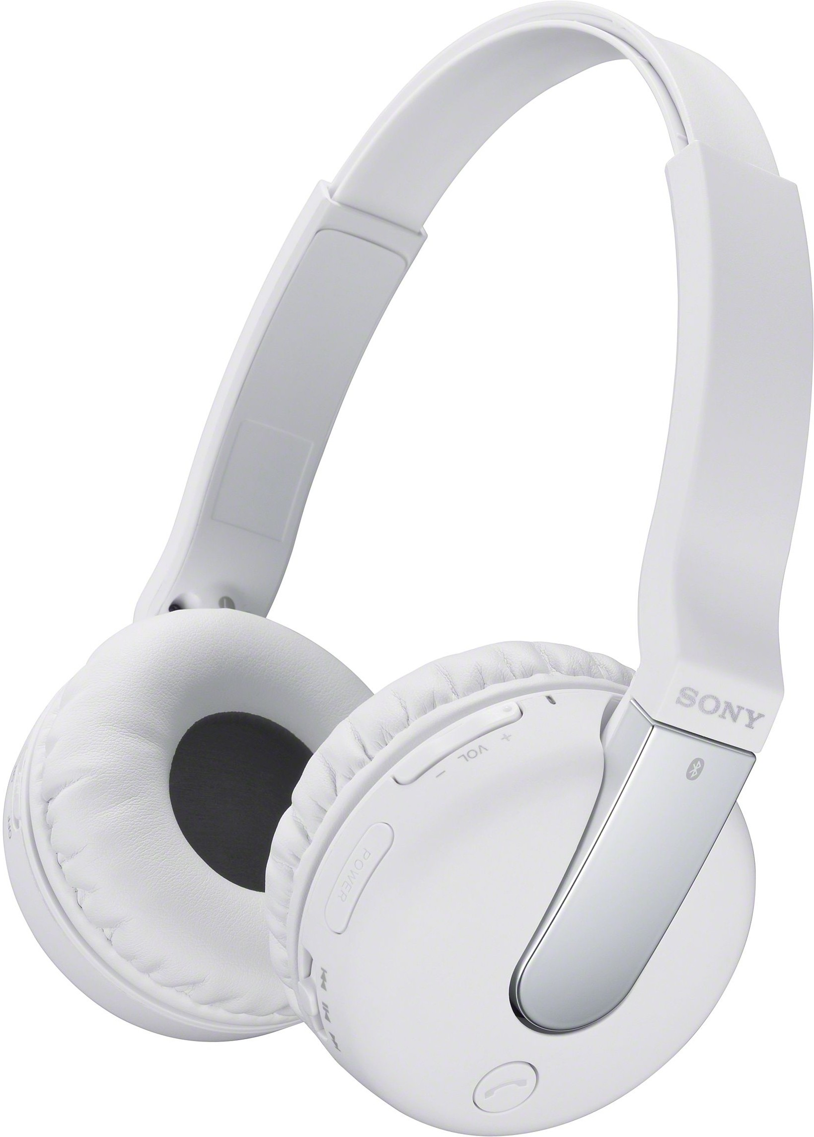 Sony DR-BTN200 WCE Wireless Headset With Mic(White)