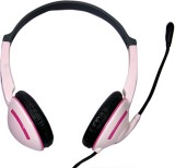 Live Tech LT - 400 Wired Headset With Mi...