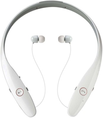 MDI Tone+ Bluetooth Hands-free earphone sport Wired & Wireless Bluetooth Headset With Mic(White)