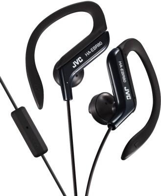 JVC HA-EBR80-B Wired Headset With Mic(Black)