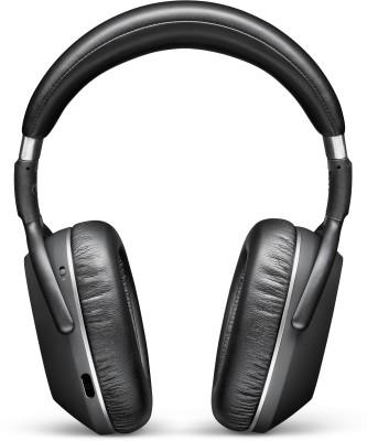 Sennheiser PXC 550 Wireless Bluetooth Headset With Mic(Black)