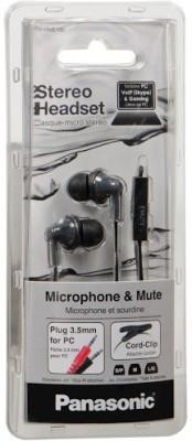 Panasonic RP-HME120E-K Wired Headset