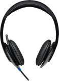 Logitech H540 Wired Headset With Mic (Bl...