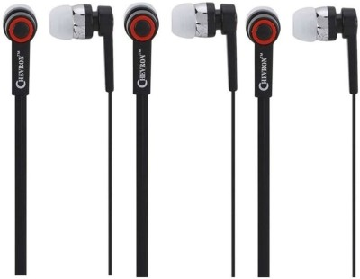 Chevron Groove Street B3 Wired Headset