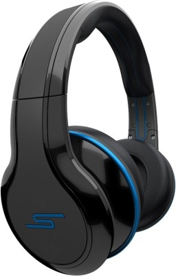 Callmate SMS006BK Wired Headset With Mic(Black)