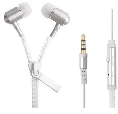 UFLUX Zipper Wired Headset