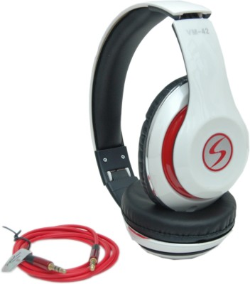 Zoon SIGNATURE-VM 42-WHITE SOUND BLAST SERIES Wired Headset