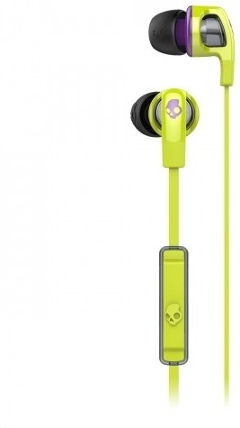 Skullcandy S2PGFY-319 Smokin Buds 2 1 Stereo Wired Headset With Mic