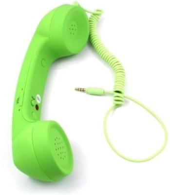 SRB DIVO02 Retro Phone Wired Headphones