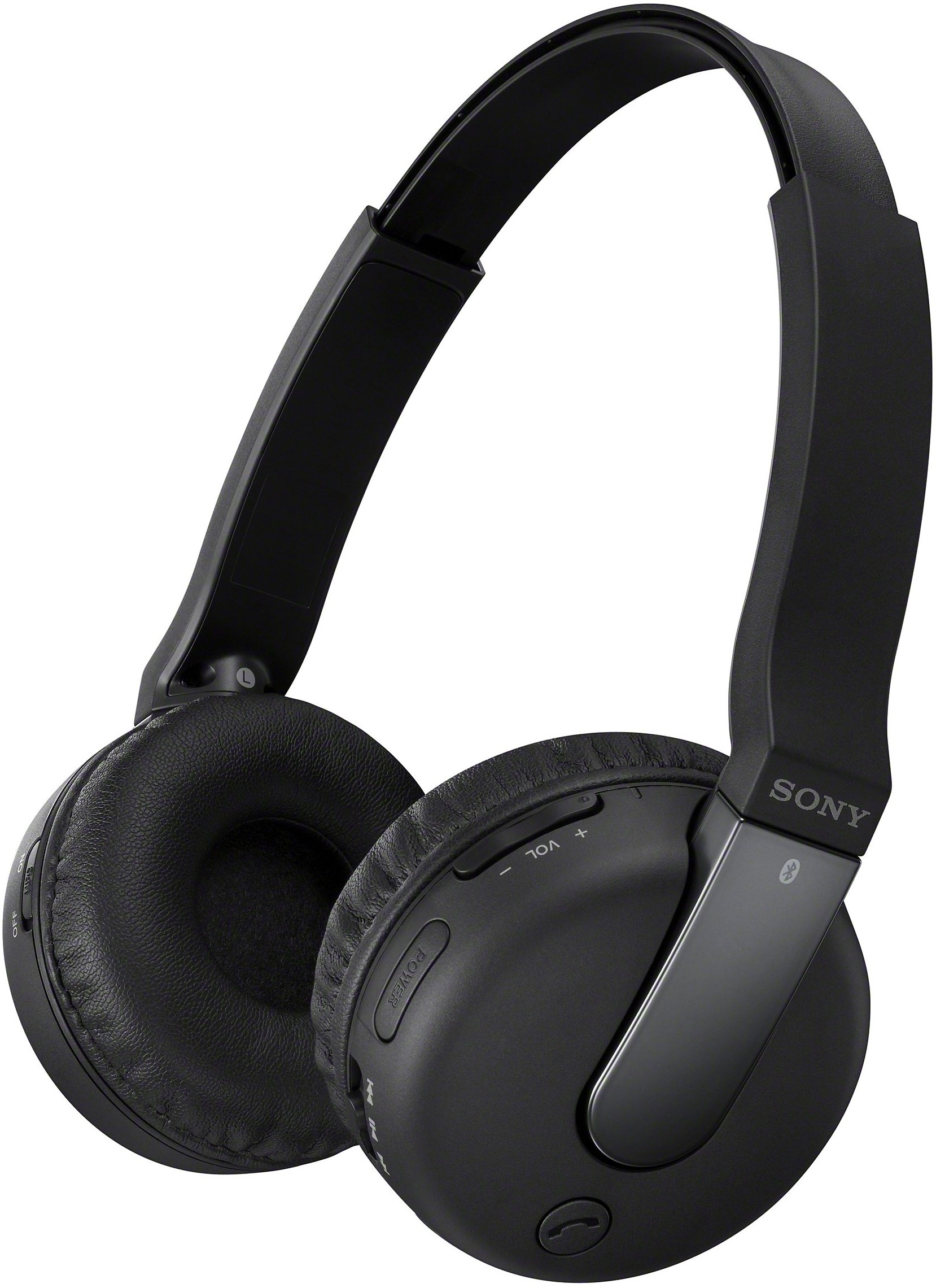 Sony DR-BTN200 BCE Wireless Headset With Mic(Black)